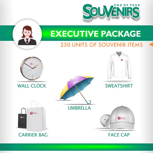 Souvenir Package – Executive