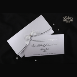 Erdem Invitation Card 50535