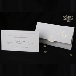 Erdem Invitation Card 50528