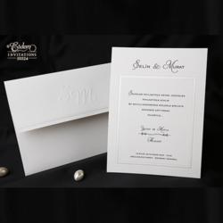 Erdem Invitation Card 50524