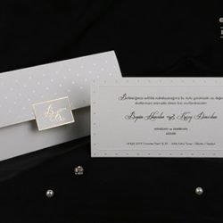 Erdem Invitation Card 50512